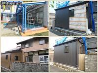 6/10・白子・H施設(塗装工事)→菰野・U邸(外壁工事) - とり三重成るままにsince2004