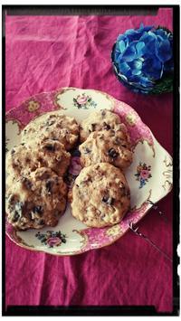チョコチップクッキー* - まだむへの道*~C'est la vie~