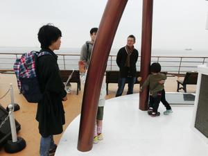 【04/08】 東京湾クルーズ - ご自愛ください。