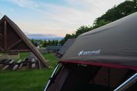 キャンプ in カミフ - 山歩き川歩き
