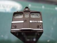 TOMIX ED61整備中 - 新湘南電鐵 横濱工廠2
