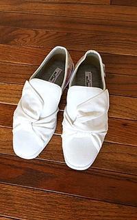 白いスニーカー - bonco、、、