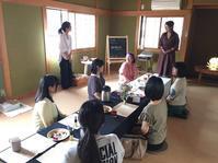 水晶プログラミング&オルゴナイトアクセサリー作りWS開催しました - Sola*Tsuchi  花とアクセサリー