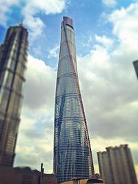 上海中心大厦が出た! - 気になるシンガポール+α by Lee