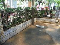 ブロック塀リフォーム ~ 駐車場フェンス取付 - 市原市リフォーム店の社長日記・・・日日是好日