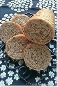 生食でも美味しい超しっとり黒豆のラウンドパンとTHE復職! - 素敵な日々ログ+ la vie quotidienne +