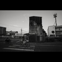 姫路駅ではクロネコがお出迎え - 正方形×正方形