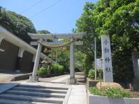 鎌倉ライド&ハイク 3 小動神社、江ノ電など - じてんしゃでグルメ!  2