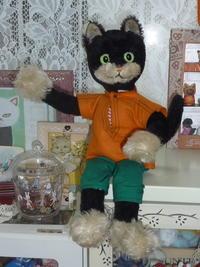 シュコ Schuco ビゴ・ベロ Bigo Bello 黒猫 ブラック・キャット - ヴィンテージ・シュタイフと仲間たち