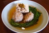 だしで食べる豚しゃぶ - sobu 2