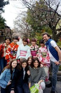 京都最終日 (2006年春)Vol.3 - べルリンでさーて何を食おうかな?