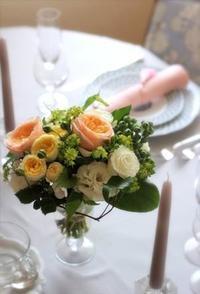 誕生日のテーブル (お料理編) - 食卓から愛をこめて