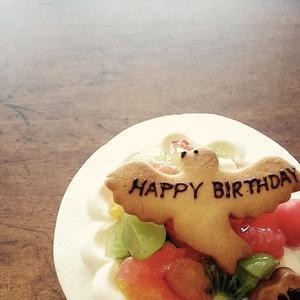 Shiva Cafe   2歳の誕生日に - ひだまり商店