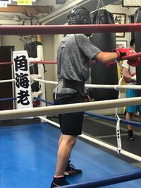 月曜日のバタバタ - 本多ボクシングジムのSEXYジャーマネ日記