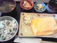 京都市 大人の出汁巻定食♪ つるやこなな - 転勤日記