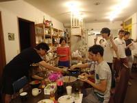 タコスパーティー@中野店 - ゲストハウス東京かぐらざか