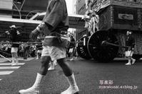 2016年山鉾巡行の朝20 - 写楽彩