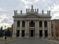 ローマのサン・ジョバンニ・イン・ラテラノ大聖堂 - 寺子屋ブログ  by 唐人町寺子屋