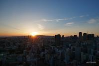 通天閣からの夕景 - aco* mode