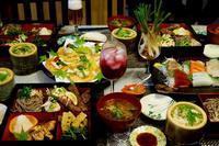 初夏のおもてなし晩ご飯フルコース【5月の連休中・2日目のお客様をお迎えした時のメニューです^^】 - 「料理と趣味の部屋」