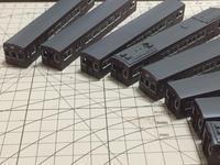 阪急京都線2800系の製作(その3) - マルコの大冒険Nゲージ鉄道模型編(by tabi-okane)