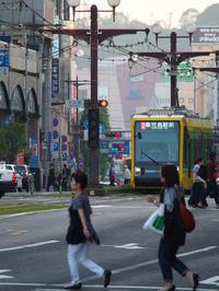 kagoshima's traffic jam - My favorite corner