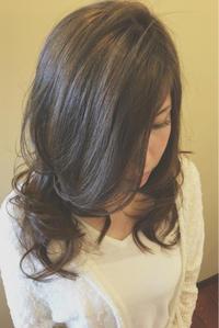 長さは変えず重軽くヘアーで夏髪にスタイルチェンジ - 観音寺市 美容室 acchaの独り言