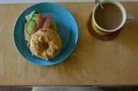 Bagel lunch - ういsnap
