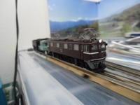TOMIX ED61 整備完工 - 新湘南電鐵 横濱工廠2