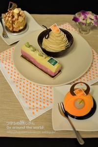 甘く美しい沖縄ケーキのお店 ル・パティシエ・ジョーギ - ワタシの旅じかん Go around the world!