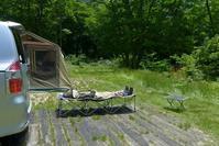 デュオキャンプ - でっかん散歩