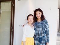 2人でランチ - 篠田恵美 ブログ 宝石に願いを