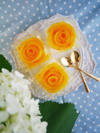 マンゴー&ヨーグルトムース♪ - This is delicious !!