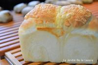 チーズ食パン、しっとりにできるのだ - 酵母の庭