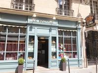 パリのスフレレストラン Le Souffle - 旅するKitchen