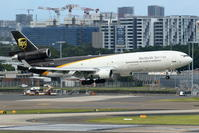 2017シドニー遠征 その65 シドニー2日目 貨物機たち - 南の島の飛行機日記