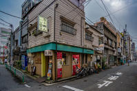 記憶の残像 2017年 花の東京 -13 千代田区 西神田 - ある日ある時 拡大版