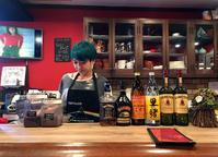 喫茶エコノマ @ロックな喫茶店で頬張る、厚焼玉子サンド。 - Kaorin@フードライターのヘベレケ日記