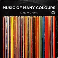 dazzle drums  /   music of many colors - 裏LUZ