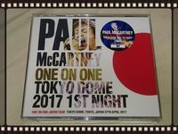 PAUL McCARTNEY / TOKYO DOME 2017 1ST NIGHT - 無駄遣いな日々