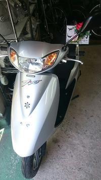ディオ ご成約★ - 大阪府泉佐野市 Bike Shop SINZEN バイクショップ シンゼン 色々ブログ