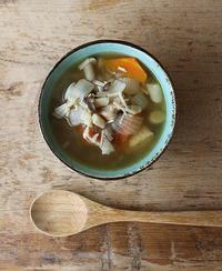 野菜スープ - Nasukon Pantry