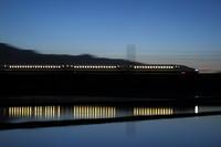 夜は私だけの物 - 新幹線の写真
