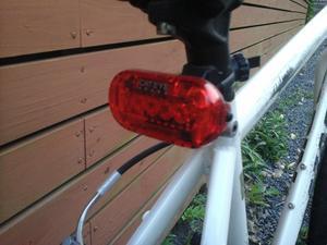 バケツ変じて自転車になる - とほほ