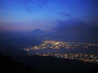 高ボッチ一人ボッチ♪・・・2017.6.10の朝景。富士山は見えたのか? - 『私のデジタル写真眼』