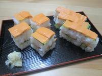 お手軽! サモかま押し寿司 - candy&sarry&・・・2