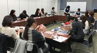 神戸トヨペットさんカルトナージュ教室でした! - 明石・神戸・姫路・加古川のカルトナージュ&タッセル教室 アトリエ・ペルシュ