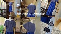 """2017 SPRING & SUMMER NEW Spiral's Select...6/15thu"" - SHOP ◆ The Spiralという館~カフェとインポート雑貨のある次世代型セレクトショップ~"