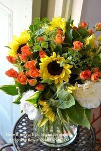 今時の小学生は行進曲をハミングする。 - 花色~あなたの好きなお花屋さんになりたい~
