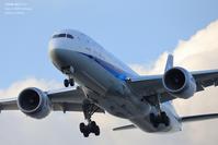 夕方からの羽田沖撮影 #2 - 飛行機写真 ~旅客機に魅せられて~